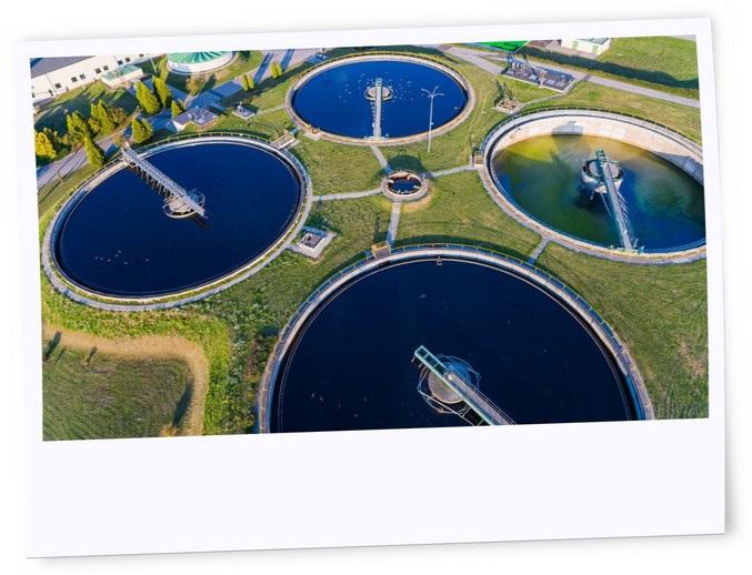 Abwassertechnik für die kommunale Klärtechnik