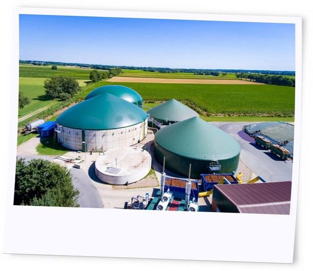 Biogaseinspeiseanlage (BGEA)
