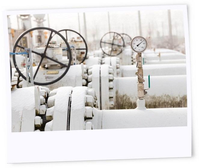 Gas-Druckregel- und Messanlage (GDRM)